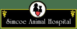 Logo of Simcoe Animal Hospital in Simcoe, Ontario